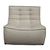 Click to swap image: <strong>Ethnicraft Slouch 1Str-DkBeige </strong></br>Product Configuration - Joining Brackets Included</br>Filling Material - Foam Fill</br>Seat Dimensions - 550mm Seat Depth</br>Cushion Construction - Sofa Cushion Profile - Medium</br>Upholstery Colour - Dark Beige</br>Upholstery Composition - 84% Polyester, 16% Acrylic</br>Seat Height - 430mm