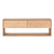 Click to swap image: <strong>Ethnicraft Ent Unit 1200-Oak </strong></br>Case Colour - Natural</br>Drawer Configuration - 1</br>Hutch Configuration - 1</br>Case Material - Solid Oak
