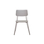 Click to swap image: <strong>Stellar Dining Chair-Cool Grey - RRP-$335</strong></br>Seat Height - 460mm</br>Chair Stackable - Yes</br>Seat Material - Polypropylene (UV Resistant)</br>Seat Height - 450mm</br>Chair Weight - 4.2kg</br>Seat Max. Weight - 120kg</br>Seat Colour - Cool Grey