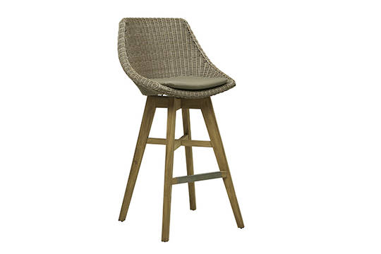 Noosa Backrest B/Stool