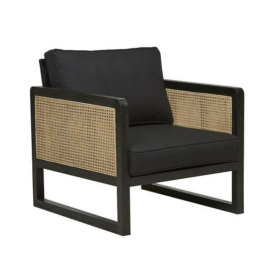 Sonny Occ Chair -Natural/Black