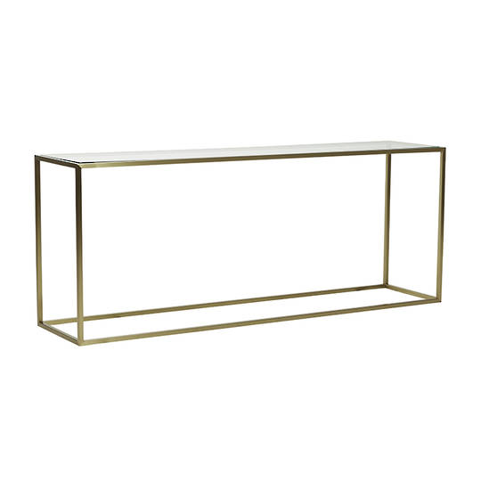 Elle Cube Console Tables