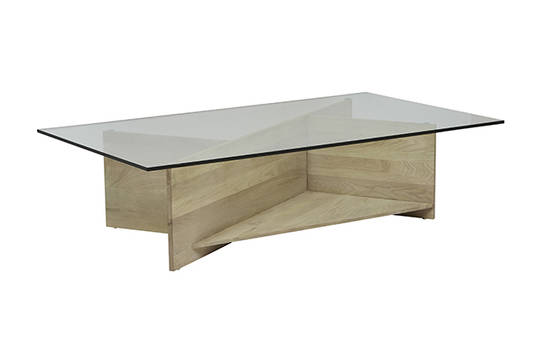 Linea Arrow Coffee Table