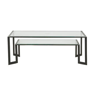 Vionnet Shelf Coffee Table