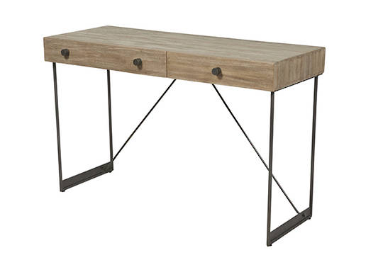 Retreat 2 Drawer Desk