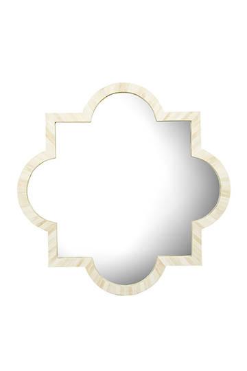 Taj Maroc Bone Mirror