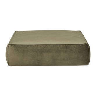 Vittoria Retreat Square Ottoman