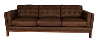 Bogart Button 3 Str Sofa