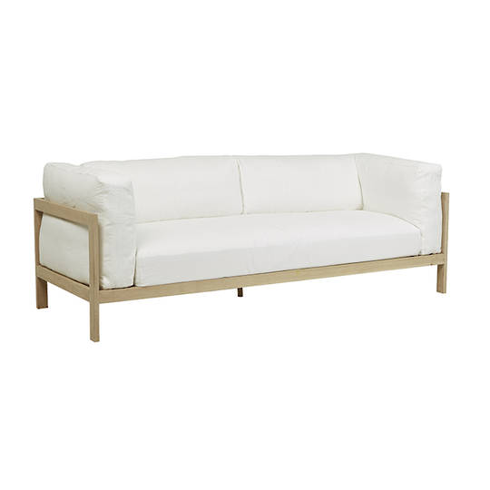 Savannah Frame 3 Seater Sofa