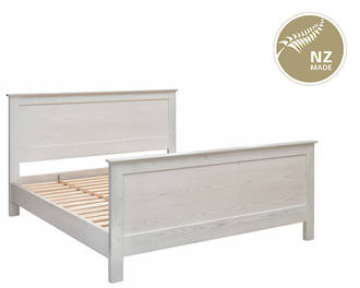 Aria King Bedstead – High Foot