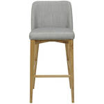 Rosie Timber Leg Barstool