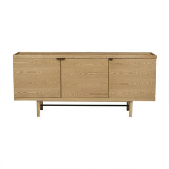 Boston Veneer Buffet