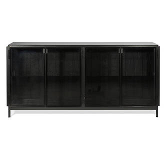 Ethnicraft Anders Buffet-Black