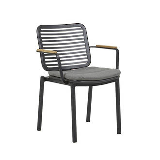 Pier Slat Arm Chair