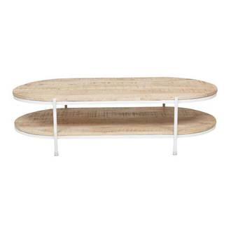 Merricks Oval Coffee Table