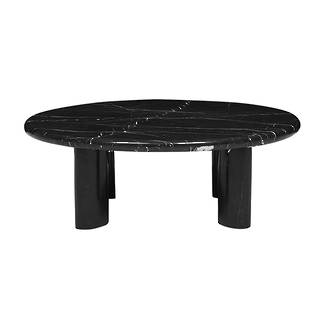 Amara Round Ellipse Leg Coffee Table