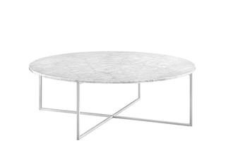 Elle Luxe Marble Coffee Table Large