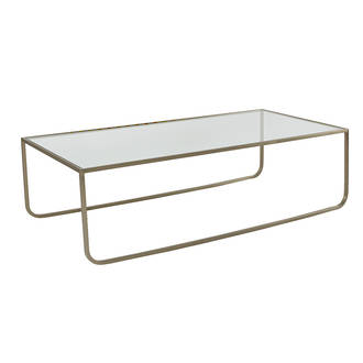 Elle Sleigh Coffee Table