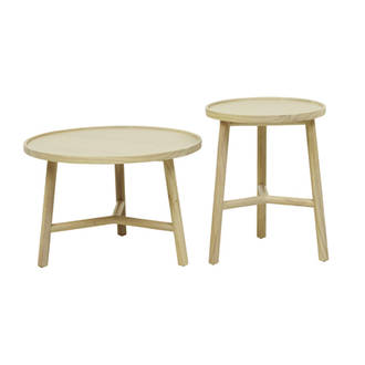Seed Round Tables Set/2