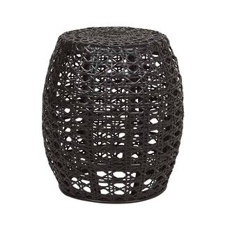 Tully Woven Side Table