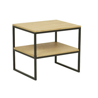 Baxter Shelf Side Table