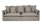 Aperto SlipCover Upholstered 3 Seater