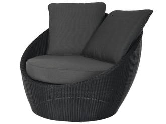 Azzuro Round Sofa Chair