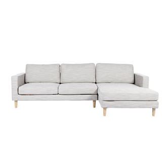 Juno Scandi Left or Right Chaise Sofa Set