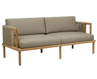 Tahiti Rope 3 Seater Sofa