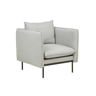 Vittoria Curve Sofa Chair