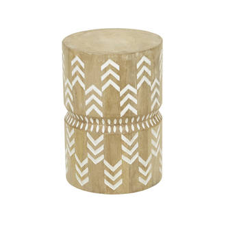 Vionnet Arrow Stool