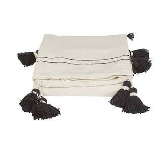 Suki Tassel Throw