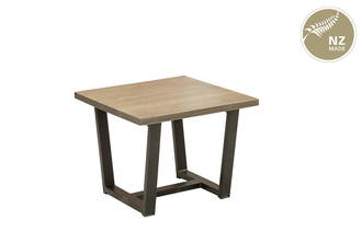 Thorndon Tapered  Base 600 x 600 Lamp Table