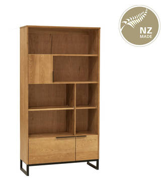 Thorndon Display Cabinet - 1000mm x 1900mm
