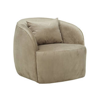 Penelope Swivel Occasional Chair