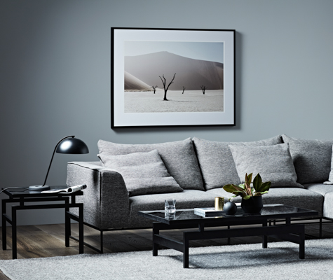 Belmond Coffee Table Side Vittoria Langham Sofa