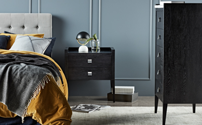 Kensington Bedsider and Dresser