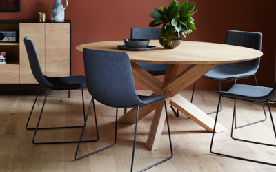 Levi dining chairs