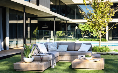 Choose from an amazing range of high quality outdoor furniture. Using  internationally branded materials and latest design trends, Soren Liv can  provide ... - Nice Range Of Top Quality Outdoor Furniture Featuring Industry Best