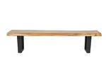 Shelter Arc Bench Seat