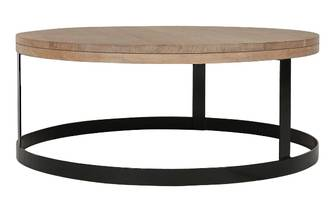 Palma Round Coffee Table