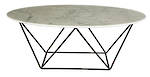 Como Small Coffee Table Marble