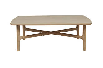 Sketch Sandalo Square Coffee Table